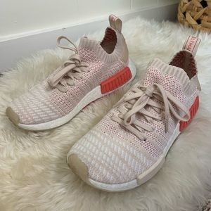 Adidas Women's NMD_R1 Primeknit Ultra Boost Shoes